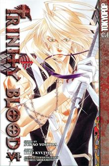 TRINITY BLOOD GN VOL 06 (OF 9) (MR)