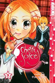 CHERRY JUICE GN VOL 03 (OF 4)