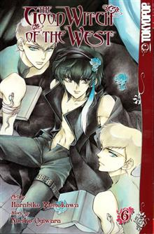 GOOD WITCH O/T WEST GN VOL 06 (OF 6)