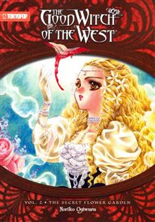 GOOD WITCH O/T WEST NOVEL VOL 02 (OF 5)