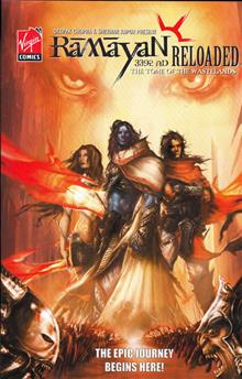 RAMAYAN 3392 AD TP VOL 02 RELOADED