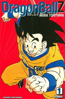 DRAGON BALL Z VIZBIG ED GN VOL 01 (C: 1-0-0)