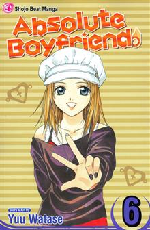 ABSOLUTE BOYFRIEND GN VOL 06 