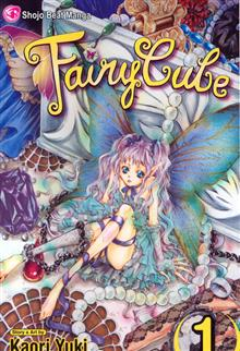 FAIRY CUBE GN VOL 01