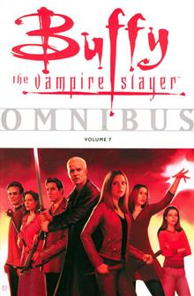 BUFFY THE VAMPIRE SLAYER OMNIBUS VOL 7 TP