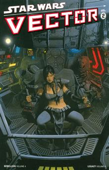 STAR WARS VECTOR VOL 2 CHAPTERS 3 & 4 TP
