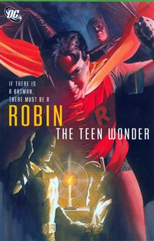 ROBIN TEEN WONDER TP