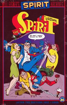 WILL EISNERS SPIRIT ARCHIVES VOL 26 HC