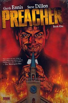 PREACHER BOOK 1 HC