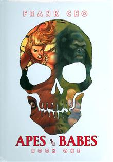 APES &amp; BABES ART OF FRANK CHO HC (MR)