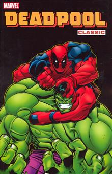 DEADPOOL CLASSIC VOL 2 TP