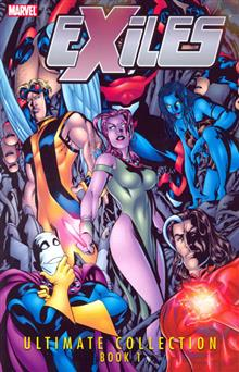 EXILES ULTIMATE COLLECTION BOOK 1 TP