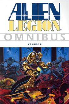 ALIEN LEGION OMNIBUS TP VOL 02 (C: 0-1-2)