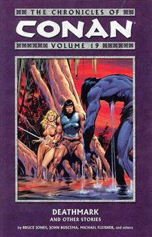 CHRONICLES OF CONAN TP VOL 19 DEATHMARK