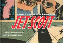 JET SCOTT GN VOL 02 (C: 0-1-2)