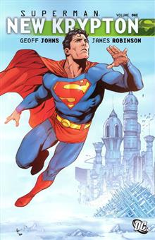 SUPERMAN NEW KRYPTON TP VOL 01