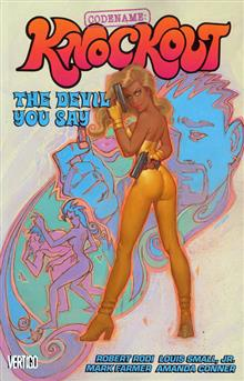 CODENAME KNOCKOUT TP VOL 01 THE DEVIL YOU SAY (MR)