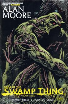 SAGA OF THE SWAMP THING HC BOOK 03 (MR)