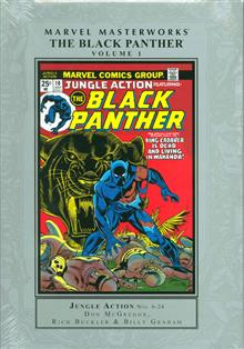 MMW BLACK PANTHER HC VOL 01