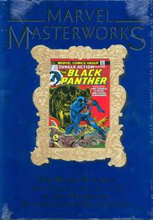 MMW BLACK PANTHER HC VOL 01 DM VAR ED 141