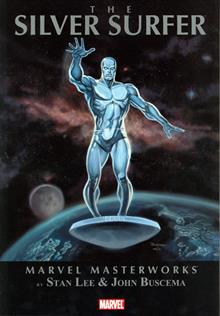 MMW SILVER SURFER TP VOL 01