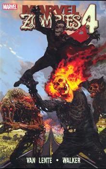 MARVEL ZOMBIES 04 TP