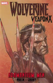 WOLVERINE WEAPON X TP VOL 01 ADAMANTIUM MEN
