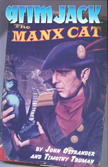 GRIMJACK MANX CAT TP VOL 01