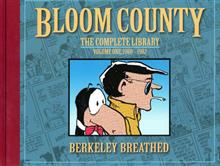 BLOOM COUNTY COMPLETE LIBRARY VOL 01 LTD SGN ED (C