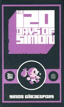120 DAYS OF SIMON GN (MR)
