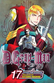 D GRAY MAN GN VOL 17 (MR)