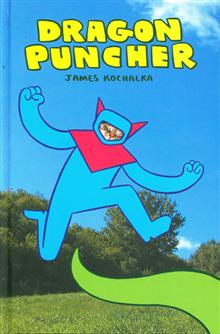 DRAGON PUNCHER HC BOOK 01
