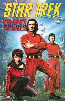 STAR TREK KHAN RULING IN HELL TP