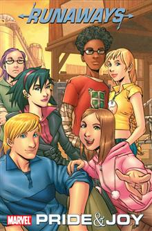 RUNAWAYS TP VOL 01 PRIDE AND JOY DIGEST NEW PTG