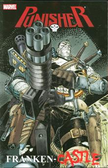 PUNISHER TP FRANKEN-CASTLE