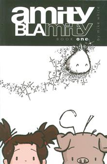 AMITY BLAMITY GN BOOK 01