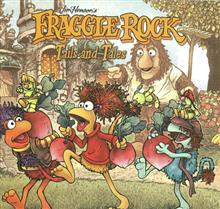 FRAGGLE ROCK HC VOL 02 