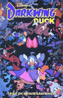 DARKWING DUCK TP VOL 02 CRISIS ON INFINITE DARKWINGS