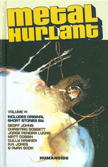 METAL HURLANT COLLECTION HC VOL 01 (MR) 