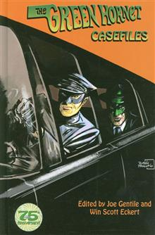 GREEN HORNET CASEFILES LTD ED HC