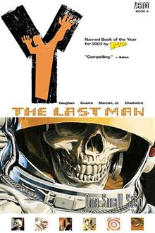 Y THE LAST MAN VOL 3 ONE SMALL STEP TP (MR)