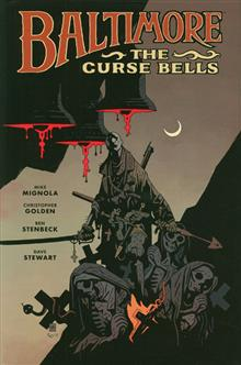 BALTIMORE HC VOL 02 CURSE BELLS