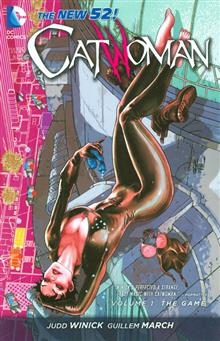 CATWOMAN TP VOL 01 THE GAME