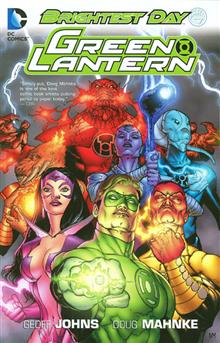 GREEN LANTERN BRIGHTEST DAY TP