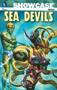 SHOWCASE PRESENTS SEA DEVILS TP VOL 01