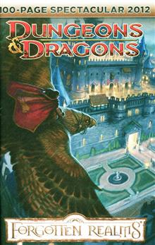 DUNGEONS AND DRAGONS FORGOTTEN REALMS 100 PG