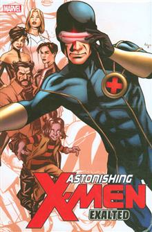 ASTONISHING X-MEN EXALTED PREM HC
