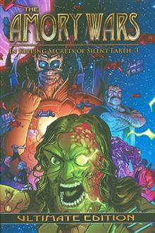 AMORY WARS SECRETS OF SILENT EARTH 3 HC ULT ED