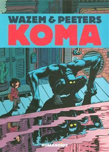KOMA GN (MR)