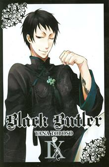 BLACK BUTLER TP VOL 09